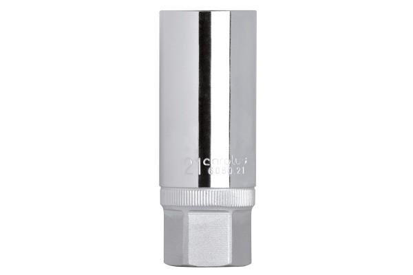 "CAROLUS Zündkerzeneinsatz mit Magnet 3/8"" 14-20,8mm 6080"