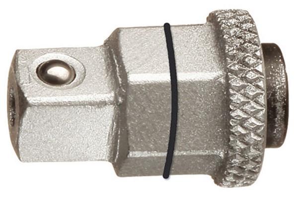 """GEDORE Antriebs-Adapter 1/4"""" 4kt, 10 mm für 7 R / 7 UR 7 RA-6,3"""
