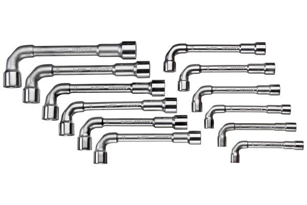GEDORE Doppelsteckschlüssel-Satz 12-tlg 8-19 mm 25 PK-012