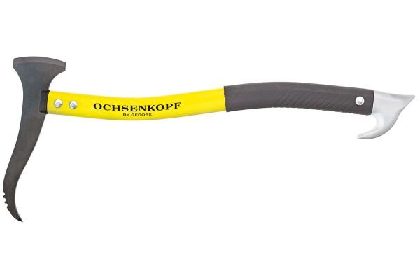OCHSENKOPF Alu-Handsappie mit Schneide, 50 cm OX 172 SCH-0500