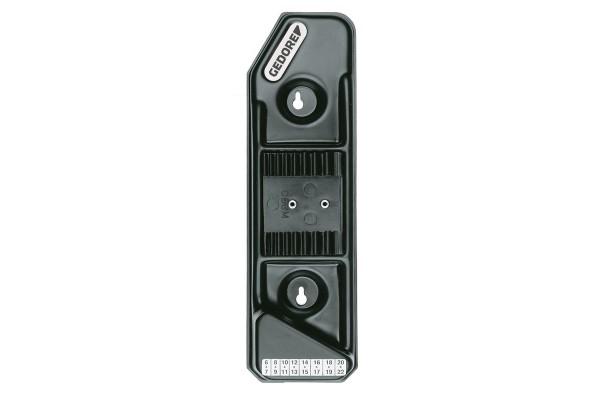 GEDORE Plastikhalter leer für 8 Schlüssel No. 6 H 6-8 L