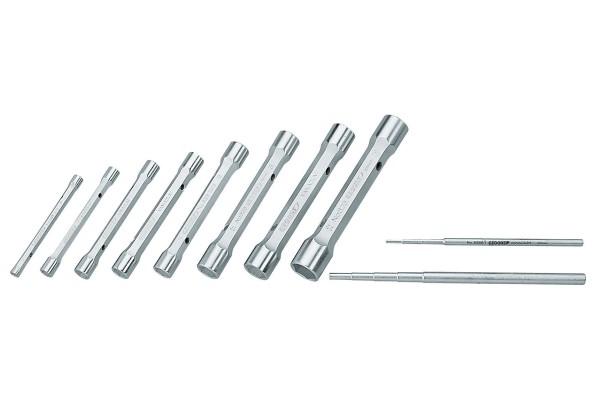 GEDORE Doppelsteckschlüssel-Satz 8-tlg 6-22 mm KD 626-8