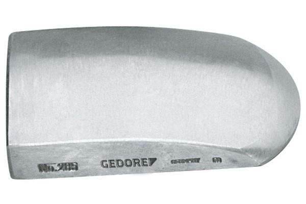 GEDORE Ausbeulamboss 111x68x23,5 mm 285